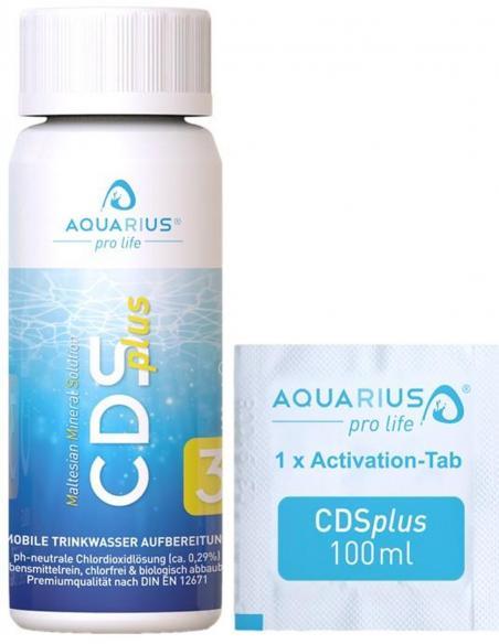 CDSplus - Chlordioxid - CDL - AQUARIUS pro life