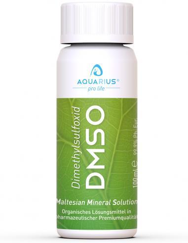 DMSO Universallösungsmittel 100ml Markenqualität von AQUARIUS pro life