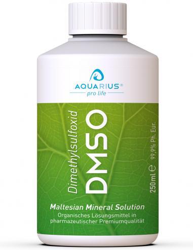 DMSO Universallösungsmittel 250ml Markenqualität von AQUARIUS pro life